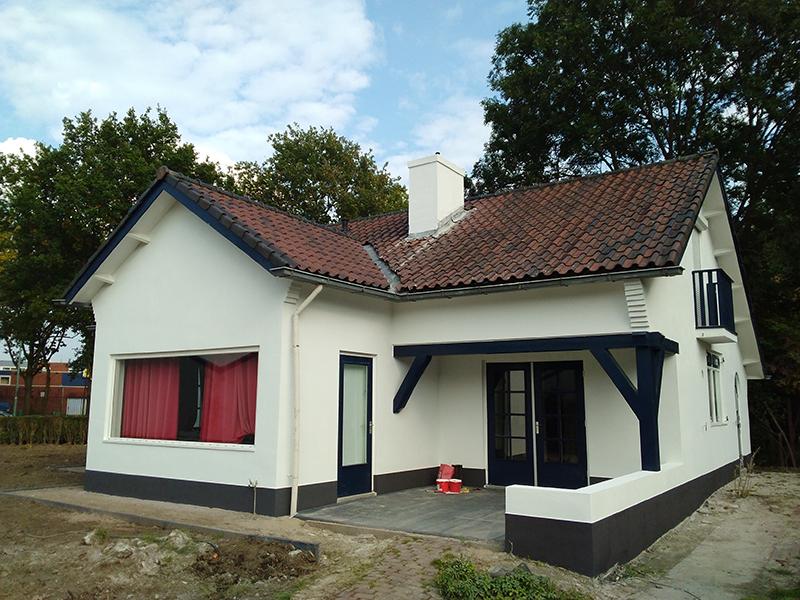 Buitenkant huis schilderen
